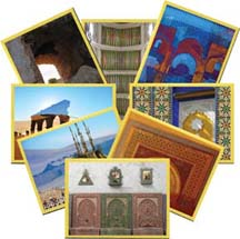 Morrocan Cards
